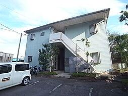 コーポ逆井[1階]の外観