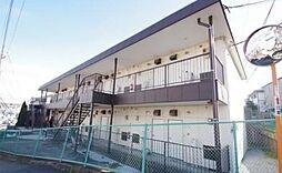 神奈川県川崎市多摩区西生田5丁目の賃貸マンションの外観