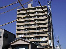 愛知県名古屋市北区萩野通1丁目の賃貸マンションの外観