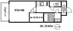 中央市場前駅 6.0万円