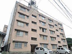 福岡県北九州市小倉北区泉台1丁目の賃貸マンションの外観