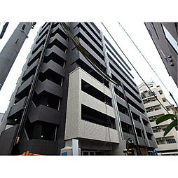 大阪府大阪市東成区中道3丁目の賃貸マンションの外観