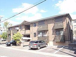 愛知県名古屋市名東区大針1の賃貸アパートの外観