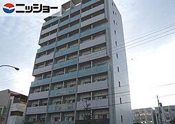 パルティール覚王山[5階]の外観