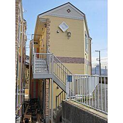 神奈川県横浜市保土ケ谷区上星川2丁目の賃貸アパートの外観