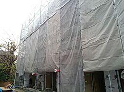 東京都江東区北砂5丁目の賃貸アパートの外観