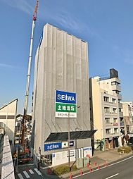 プラス横浜反町[8階]の外観
