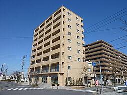 レ・モンデ新潟[403号室]の外観