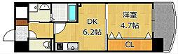 ザ.ヒルズ戸畑[11階]の間取り