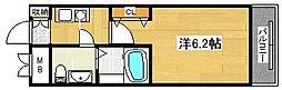 Terminals茨木[6階]の間取り