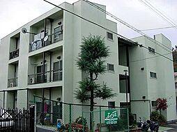 京都府京都市山科区上花山坂尻町の賃貸マンションの外観