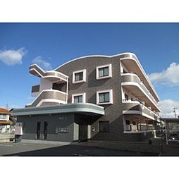 愛知県一宮市今伊勢町馬寄字北塚本の賃貸マンションの外観
