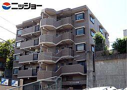 グリーンハイツ白壁[3階]の外観