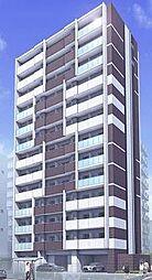 エスカルコート[6階]の外観