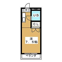 中板橋駅 4.5万円