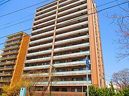 北海道札幌市中央区北四条西16丁目の賃貸マンションの外観