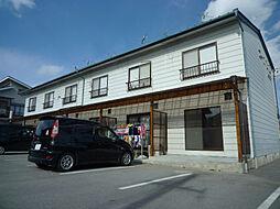 [タウンハウス] 長野県飯田市松尾城 の賃貸【/】の外観