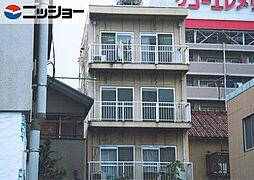 メゾンあしび[3階]の外観