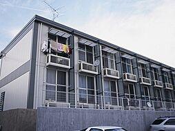 レオパレスサニーヒル[1階]の外観