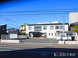 赤坂アパート[102号室]の外観