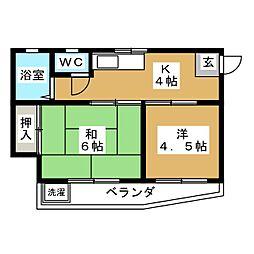 扇大橋駅 6.5万円