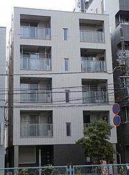 神奈川県横浜市神奈川区西神奈川1丁目の賃貸アパートの外観