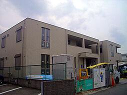 ヘーベルマンション浜寺[2階]の外観