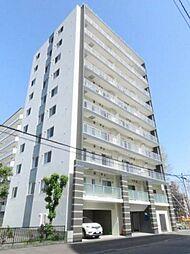 ハーモニーコート東札幌[3階]の外観
