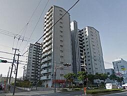 コスモ鶴見緑地[13階]の外観