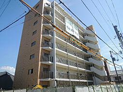 大阪府大阪市東成区大今里2丁目の賃貸マンションの外観