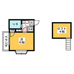 東武練馬駅 4.6万円
