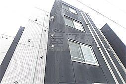 北海道札幌市西区発寒四条1丁目の賃貸マンションの外観