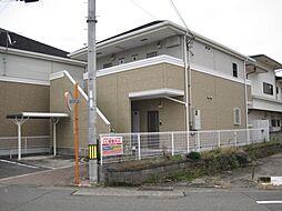 和歌山県岩出市清水の賃貸マンションの外観