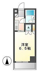 シェスタ桜山[3階]の間取り