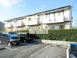 愛知県尾張旭市東三郷町の賃貸アパートの外観