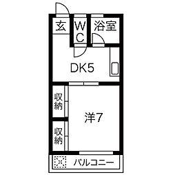 印場駅 2.7万円