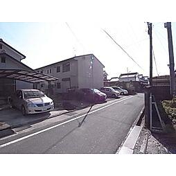 奈良県天理市蔵之庄町の賃貸アパートの外観