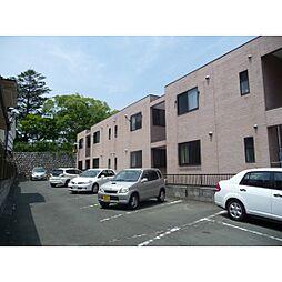 静岡県浜松市中区利町の賃貸アパートの外観
