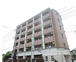 東京都府中市若松町3丁目の賃貸マンションの外観