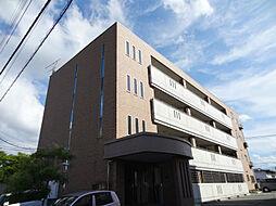 福岡県北九州市八幡西区力丸町の賃貸マンションの外観