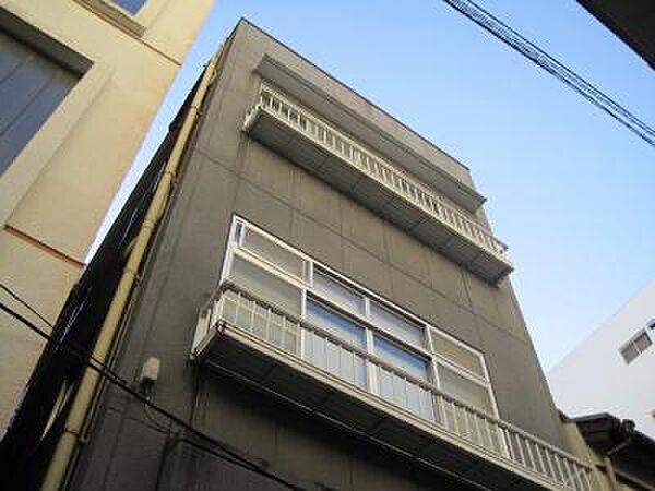 松崎ビル[1階]の外観
