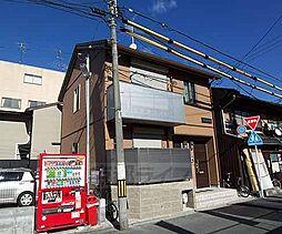 京都府京都市下京区神明町の賃貸アパートの外観