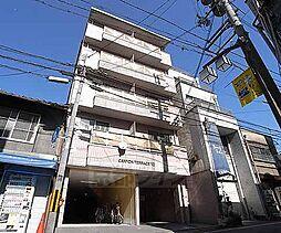 京都府京都市下京区橘町の賃貸マンションの外観