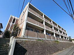 千葉県千葉市若葉区みつわ台2丁目の賃貸マンションの外観