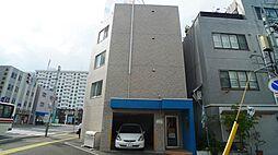 北海道札幌市豊平区豊平三条3丁目の賃貸マンションの外観