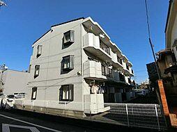 キャピタルコート[2階]の外観