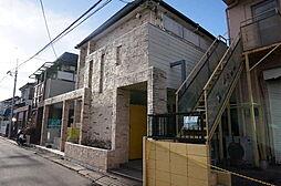 キャッスル勝田台[201号室]の外観