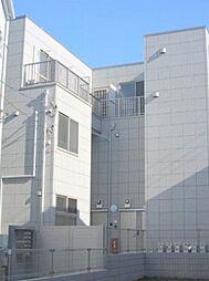 東京都豊島区上池袋3丁目の賃貸アパートの外観