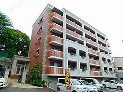 福岡県北九州市小倉北区白萩町の賃貸マンションの外観