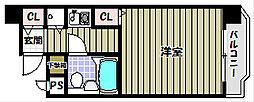 朝日プラザ河内長野デポーフロント[3階]の間取り